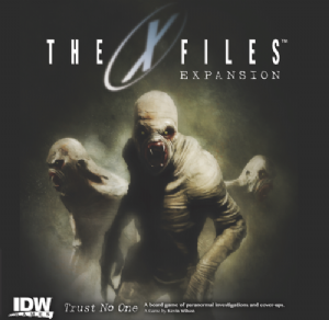 The X-Files : Trust No One Expansion